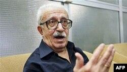 Bivši irački šef diplomatije Tarik Aziz (arhivski snimak)