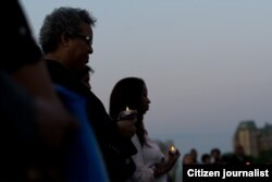 Candlelight Vigil in memory of the Eritrean Victims of the Mediterranean Sea