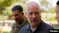 Jason Greenblatt, wakilin Amurka na musamman akan harkokin Gabas ta Tsakiya