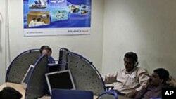 بھارت انٹرنیٹ استعمال کرنے والا دنیا کا تیسرا بڑا ملک