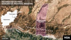 Cuộc không kích chống khủng bố do các lực lượng quốc tế thực hiện ở phía đông tỉnh Nangarhar đã giết chết ít nhất 16 thường dân.
