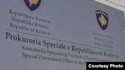 Specijalno tužilaštvo Kosovo. Izvor: BIRN