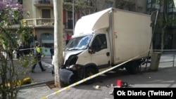 Carrinha Barcelona