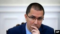 El embajador venezolano Jorge Arreaza señaló que la ONU debe reafirmar la vigencia de los principios básicos del derecho internacional.