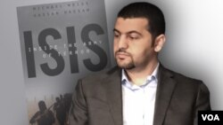 Hassan Hassan, shown in this photo illustration, is co-author of 'ISIS: Inside the Army of Terror.'