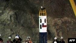 Чили: операция по спасению шахтеров