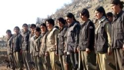 زنان رزمنده حزب کارگران کردستان ترکیه، پ کا کا