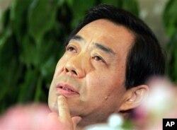 中共前重庆市委书记薄熙来(资料照片)