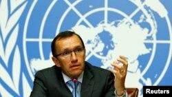 Penasihat khusus Sekjen PBB mengenai Siprus, Espen Barth Eide.