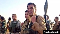 بهڕێز -سهربهست لهزگین بریكاری وهزارهتی پێشمهرگهی حكومهتی ههرێمی كوردستان
