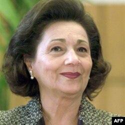 Syuzan Muborak, Misr sobiq prezidenti Husni Muborakning rafiqasi
