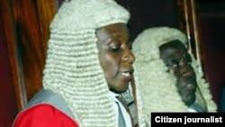 Justice Rita Makarau