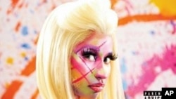 "Nicki Minaj's ""Pink Friday: Roman Reloaded"" CD"