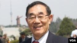 김진경 평양과기대 총장. (자료사진)