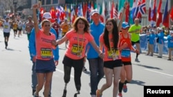 Majeruhi wa mashambulizi ya Boston, Marathoni, ya mwaka 2013.