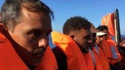 370 personnes secourues par un navire humanitaire