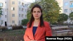 Newroz Reşo Nûçegihana Dengê Amerîka li Efrîn