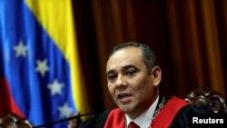 Председатель Верховного суда Венесуэлы Майкель Морено