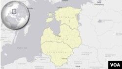 Latvia, Lithuania and Estonia