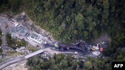 Hầm mỏ bị nổ ở New Zealand