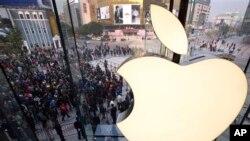 苹果公司在中国