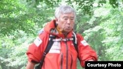 Ông cụ 80 tuổi chuẩn bị leo lên đỉnh Everest