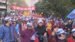 台湾大陆配偶珍惜选票 极力挺马