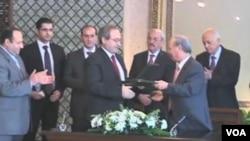 Tim Pemantau Liga Arab untuk Suriah (Foto: dok).