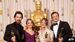Britaniya kralına həsr edilmiş The King's Speech kino filmi Oskar tacına sahib oldu