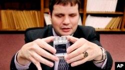 Blind App for Smartphone