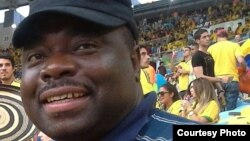 Premier Soccer League boss, Kennedy Ndebele.