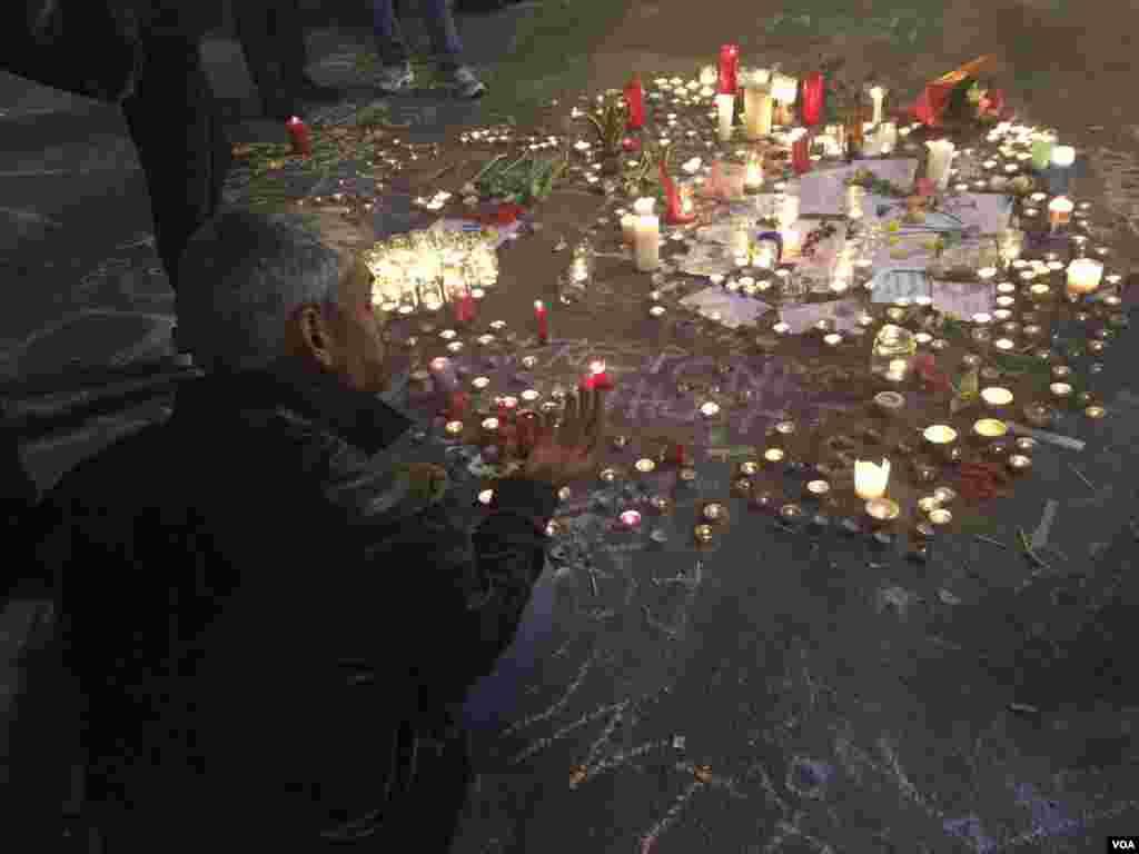 بروکسل بعد از حملات تروریستی صبح سه شنبه.