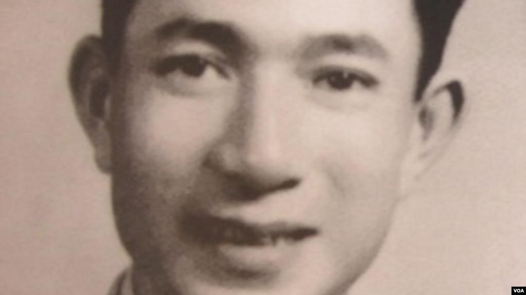 Ông Trịnh Văn Bô thời còn trẻ. (Hình: Wikipedia)