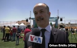 Yunus Emre Enstitüsü Başkanı Prof. Dr. Şeref Ateş