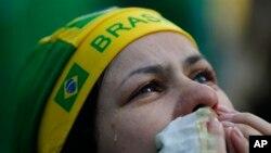 Fan Brazil trông chờ đội tuyển nữ rất mạnh của họ với ngôi sao Marta giành được World Cup năm nay.