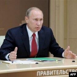 Vladimir Putin 1999-yildan beri hokimiyat tepasida