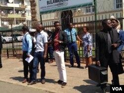 Abanye abantu akade bephandle komthethwandaba weHigh Court koBulawayo ...