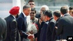 براک اوباما پلان تجارتی خود با هند را اعلام نمود