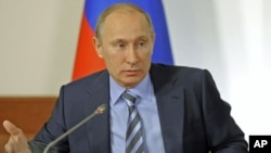 普京12月27日出席統一俄羅斯黨會議