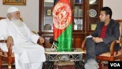 محمد اسماعیل خان در گفتگوی ویژه با خلیل نورزایی خبرنگار صدای امریکا