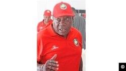 Augusto Matine, antigo jogador moçambicano
