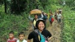 ကခ်င္စစ္ေရွာင္အေရး လွဳပ္ရွားသူ (၃) ဦး ျပစ္ဒဏ္ခ်မွတ္ခံရ