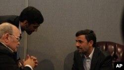 Ахмединеџад во ОН