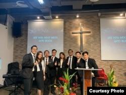 BCP Manila melayani 100-an jemaat aktif yang semuanya dari Indonesia. (Courtesy: Bethany Church Philippines - GBI Manila)