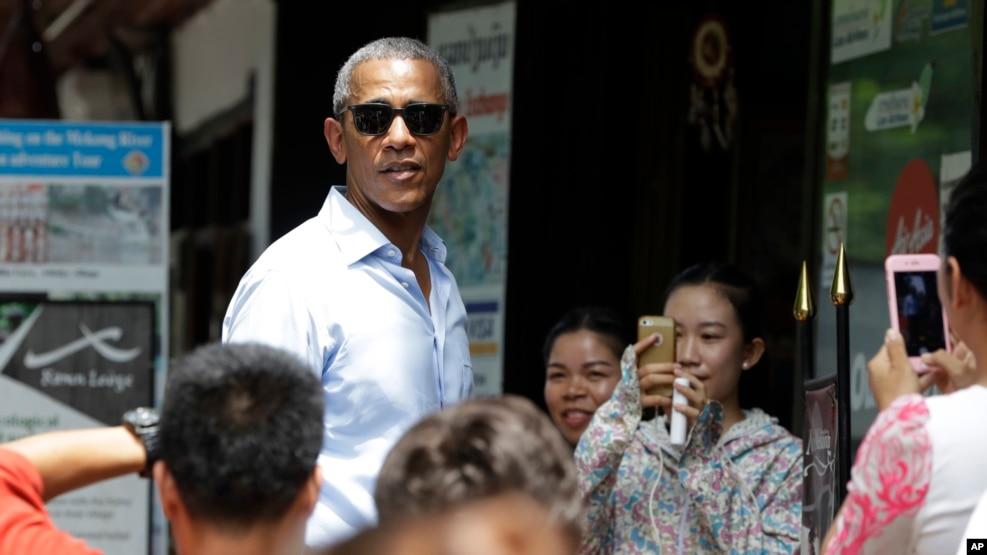 """美总统首访老挝闯中国后院?老挝突破""""陆锁""""顾虑多"""