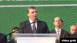 Emdžad Galijašević, nekadašnji gradonačelnik Bihaća