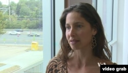 Lauren Shweder Beil, executive director of DC Greens