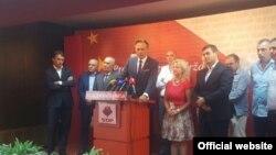 SDP izlazi na izbore samostalno (rtcg.org)