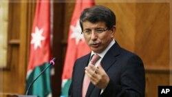 ترک وزیر خارجہ