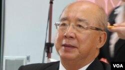 台灣國民黨榮譽主席吳伯雄 (資料照片)